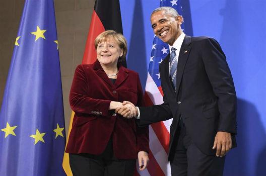 Obama tries to allay EU allies' concerns