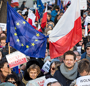 Broken embraces: is Central Europe falling out of love with the West?