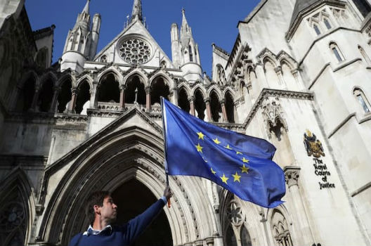 UK court rules on Article 50; EU breaks CETA deadlock