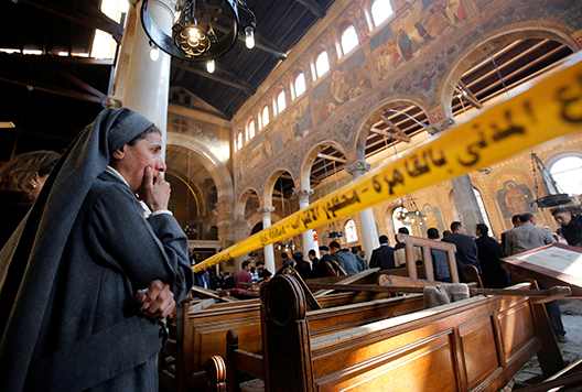 Copts Bear Brunt of a Shift in Terror Strategy in Egypt