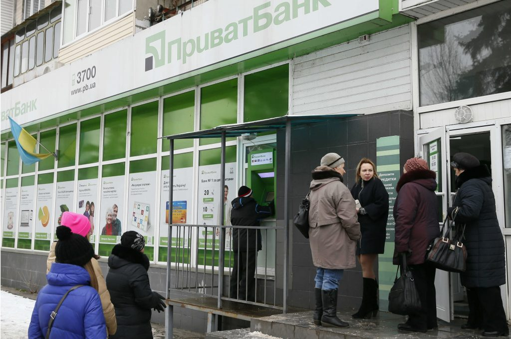 Ukraine Nationalizes its Biggest Bank. Here's Why This Is a Good Thing