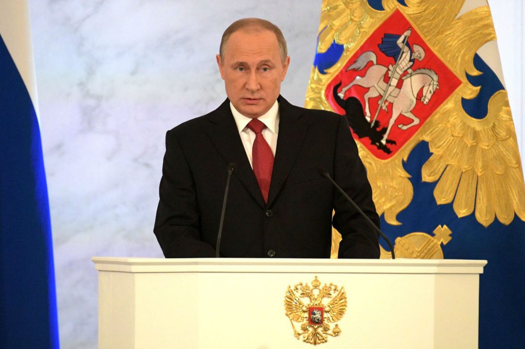 Russia's War on the West Is Real. Why Aren't We Fighting Back?