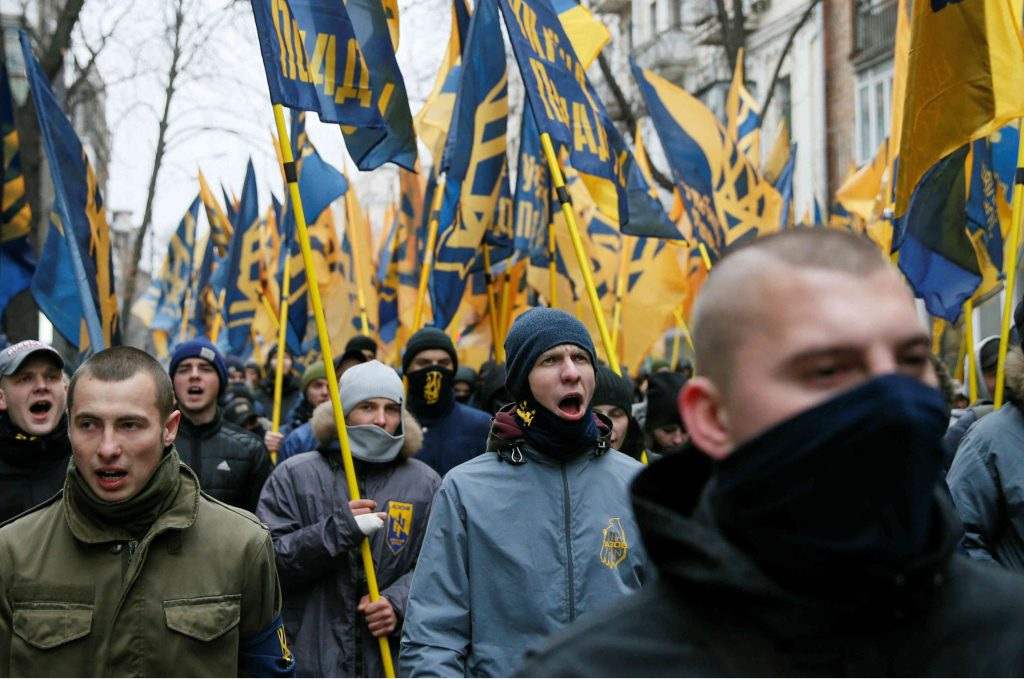 Trump, Brexit, and the Myth of Ukrainian Nationalism