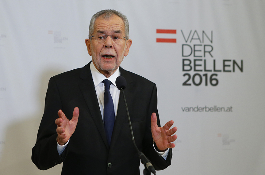 Austria Votes for Europe, But It's Too Soon to Celebrate