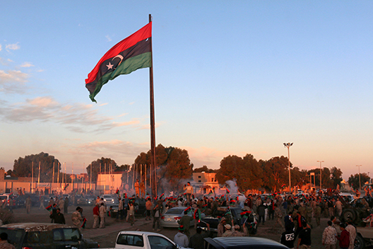 The Case for Wider US Engagement in Libya