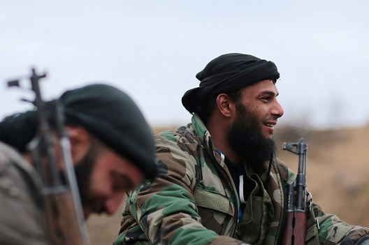 The Consequences of Merger Talks among Syrian Rebels