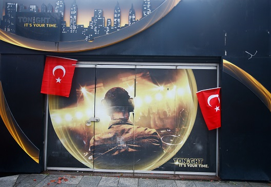 The Reina Nightclub Attack Might Change Turkey-China Relations