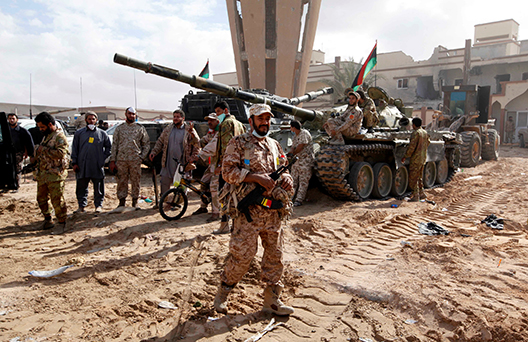 Why Libya's Stability Matters to the Region