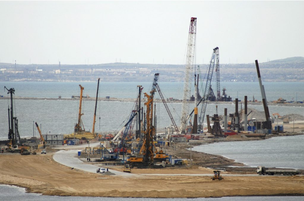 Russia's Crimea Bridge Could Collapse Anytime