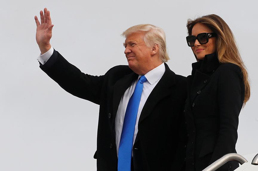 Trump's Angry Iran Tweet