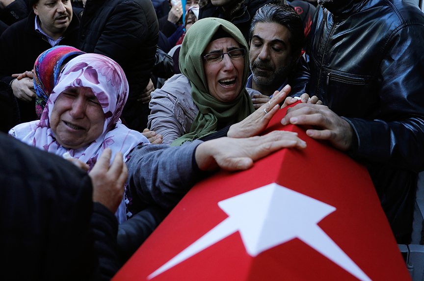 ISIS Puts Turkey in its Crosshairs