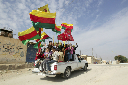PYD Governance in Northeastern Syria