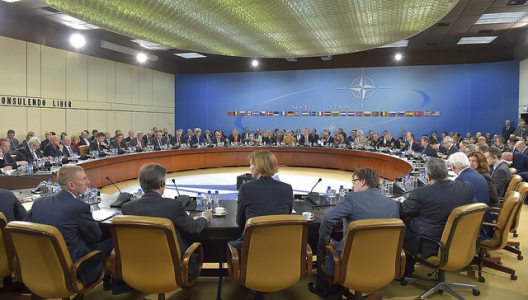 Meeting of NATO foreign ministers, Dec. 6, 2016