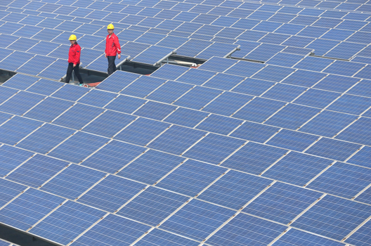 China Taking Clean Energy Leadership from the United States
