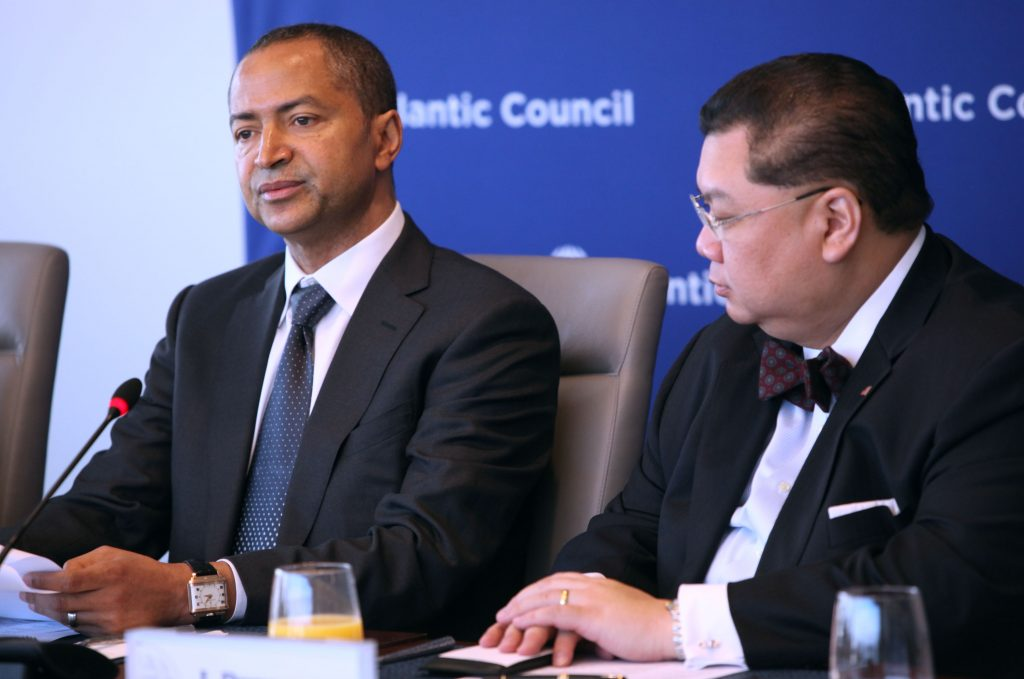 Roundtable Discussion with Moïse Katumbi