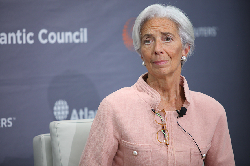 IMF Managing Director, Christine Lagarde, Has Some Advice on Addressing the Challenge of Populism