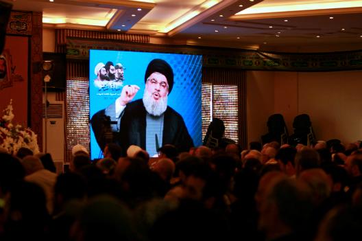 Hezbollah's Diplomacy in Qalamoun