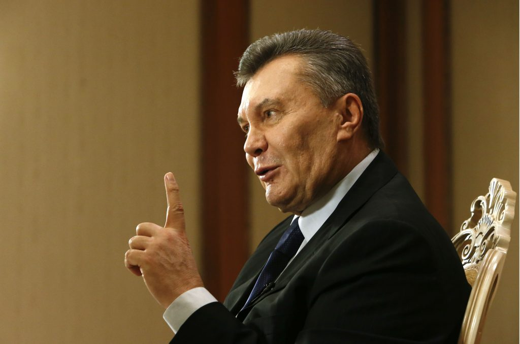 Not the Right Way to Bring Yanukovych to Trial