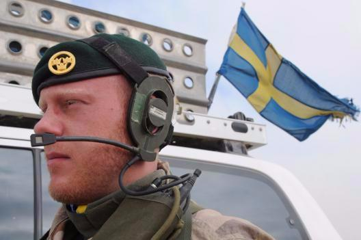 Sweden's Reintroduction of the Military Draft Reflects Fears of Russian Aggression
