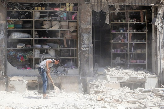 The Reality of Economic Reconstruction in Syria
