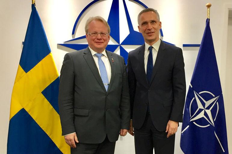 Springtime for NATO in the North
