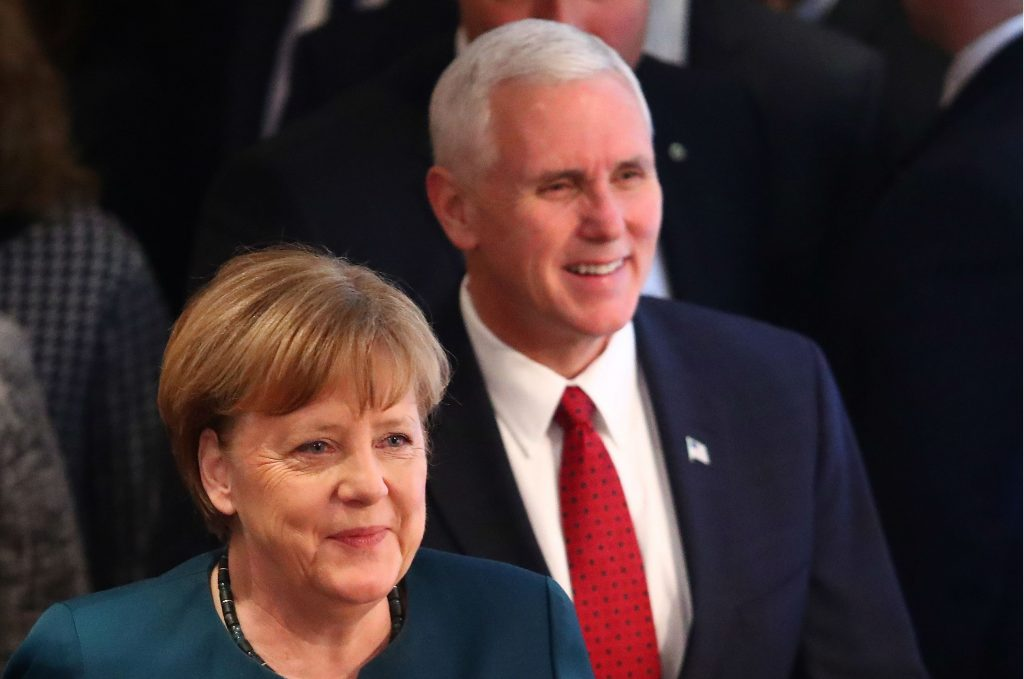 Trump and Merkel Cannot Afford to Fail