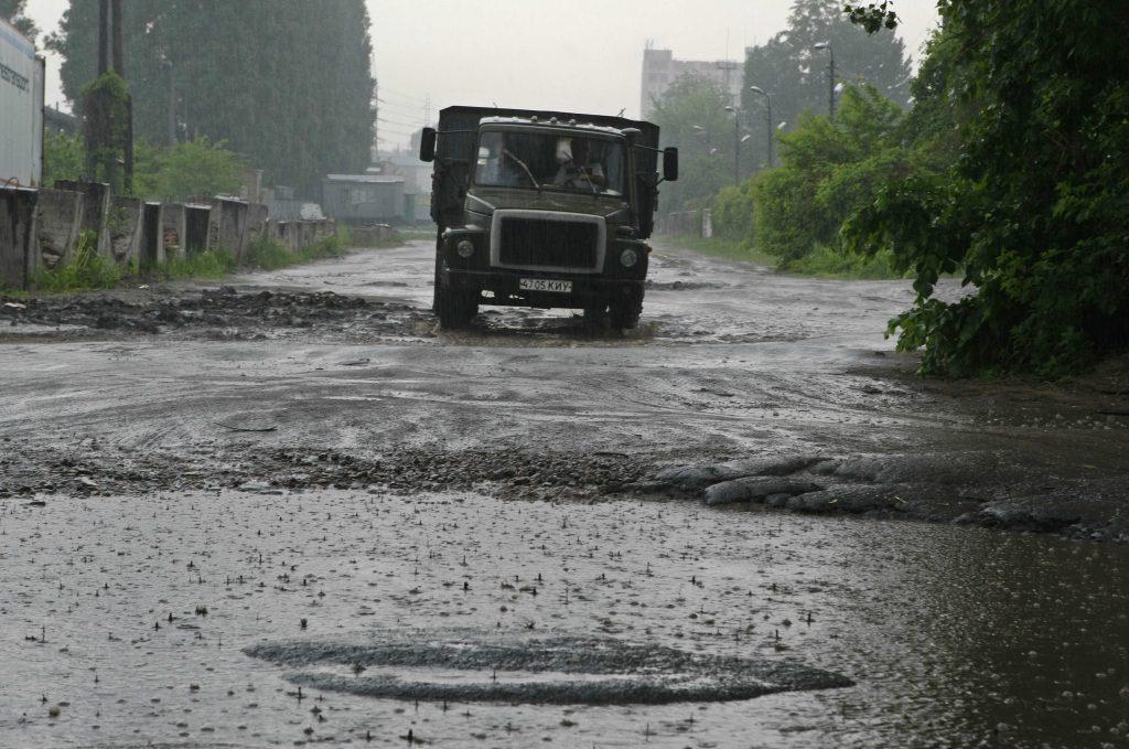 Ukraine's Rails, Roads, and Ports Throttle Economic Recovery