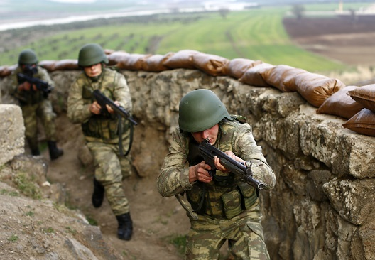 Turkey Is in a Bind as Syria's War Approaches its Final Chapter