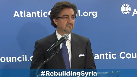 Rebuilding Syria: Opening Statement by Omar Shawaf