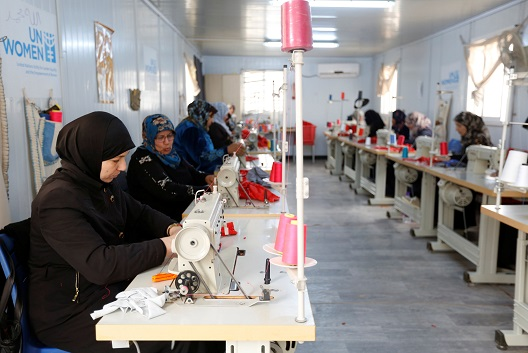 Challenges and Successes of Jordan's Work Permit Program for Syrian Refugees After One Year