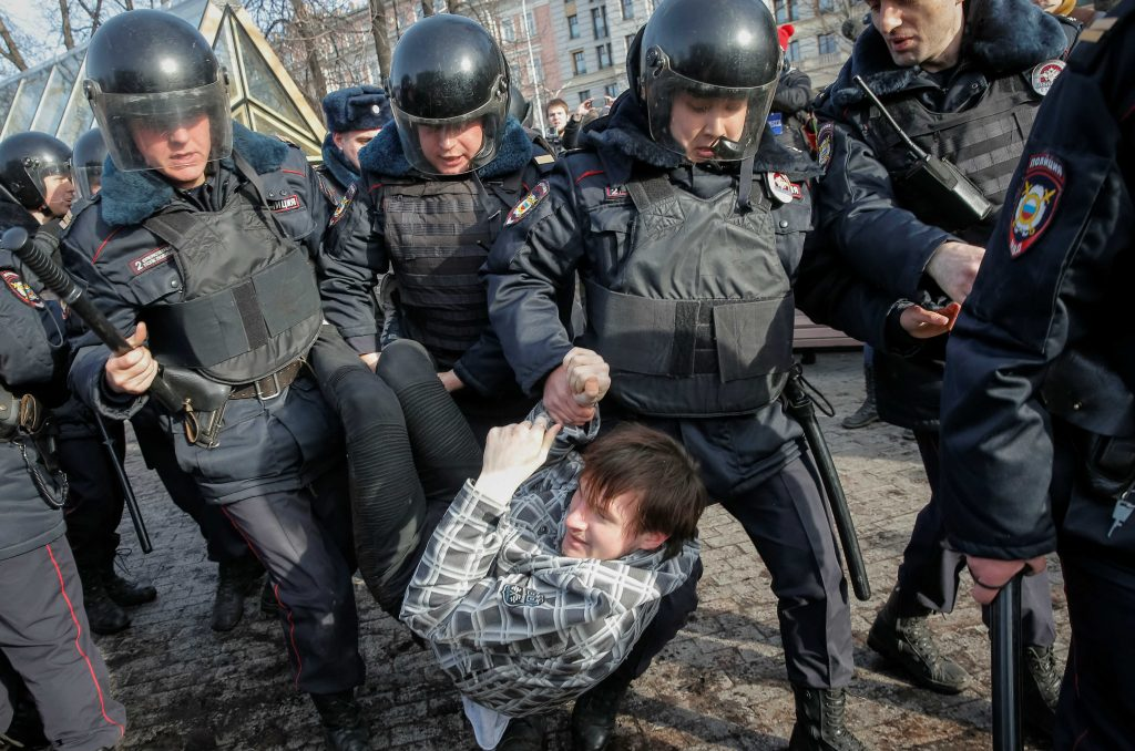 Why Sunday's Massive Protests Will Change Russia