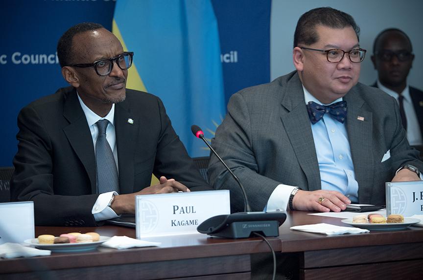 Rwandan President Kagame Seeks Transformation in US Ties