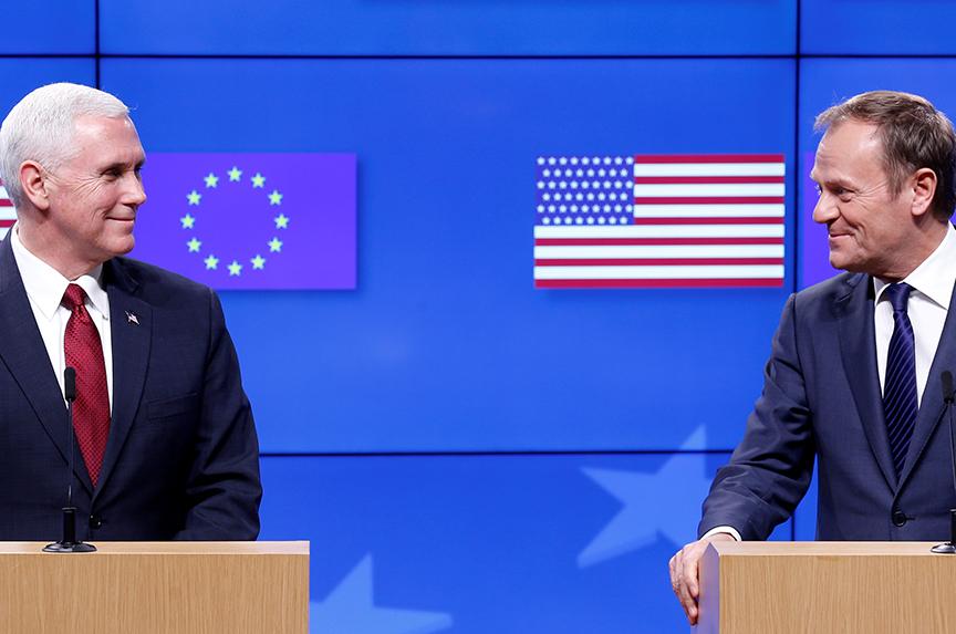 Trump Needs a Strong European Partner
