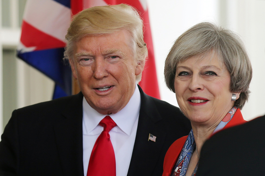 Here's what Brexit would mean for the transatlantic relationship