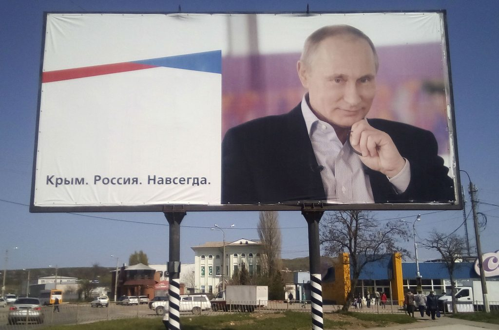 Three Ways the West Can Get Tougher on Russia for Crimea Land Grab