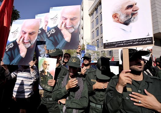 Iran's Revolutionary Guards Transform into an Expeditionary Force