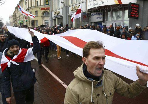 Belarus' balancing act