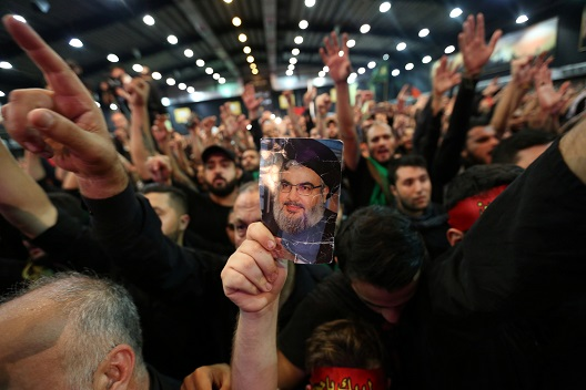 Hezbollah's Balancing Act Between Syria and Lebanon
