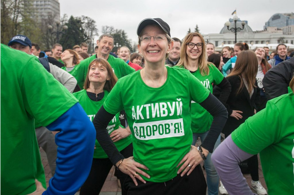 Meet Ulana Suprun: Ukraine's Top Doctor Takes on Tax Chief and Corrupt System