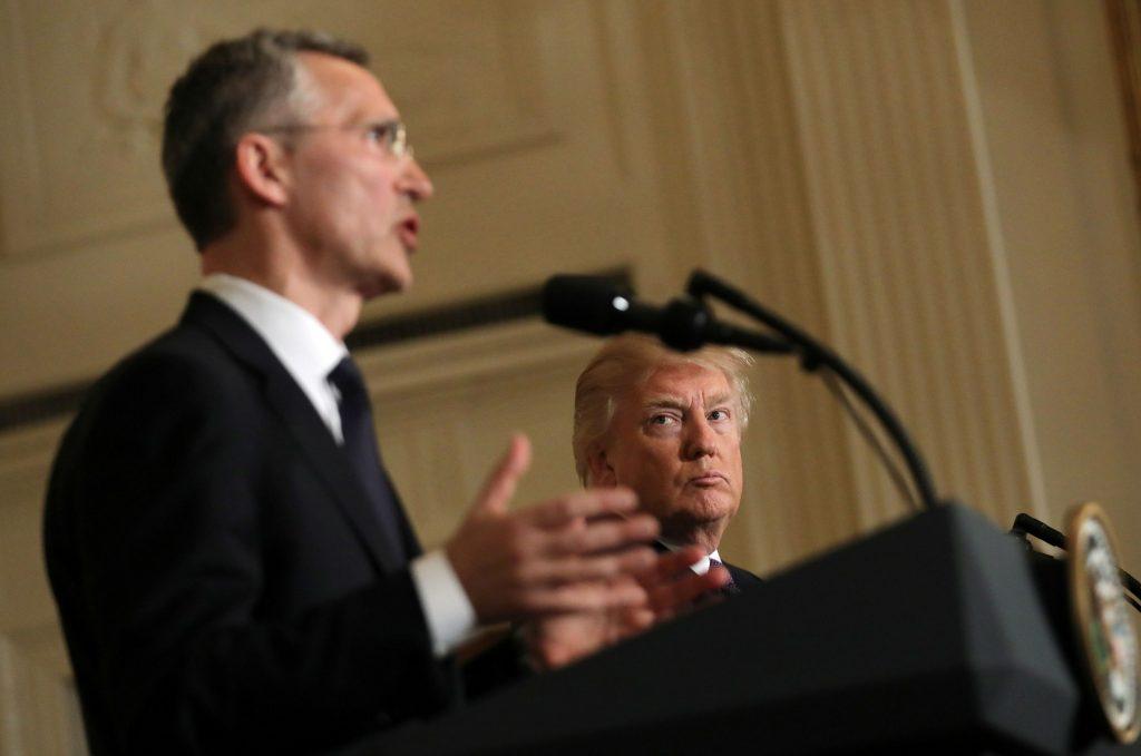 NATO's Real Problem Isn't Defense Spending