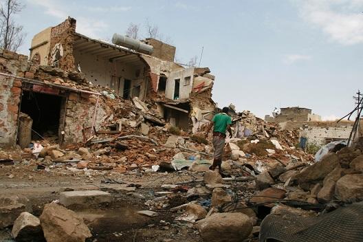 The Endless Battle in Taiz