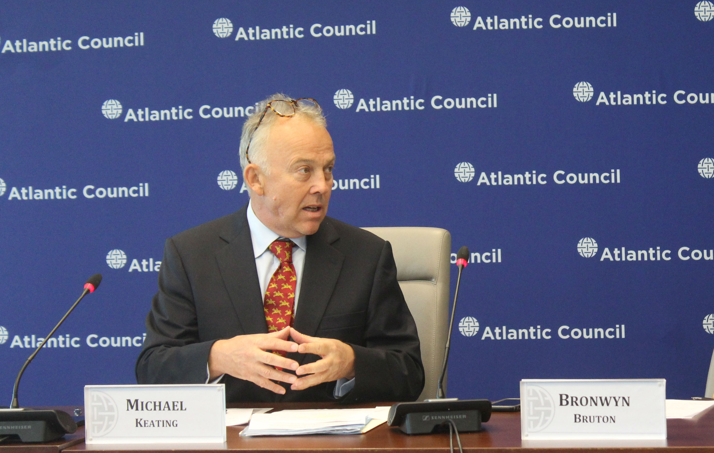 Roundtable with UN Special Representative for Somalia Michael Keating