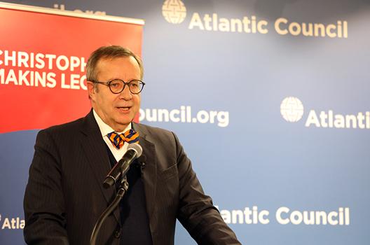 "A Decade After ""Web War 1,"" Former Estonian President Blasts EU Cyber Inertia"