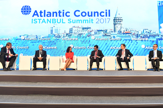 Atlantic Council's Istanbul Summit Affirms Transatlantic Engagement