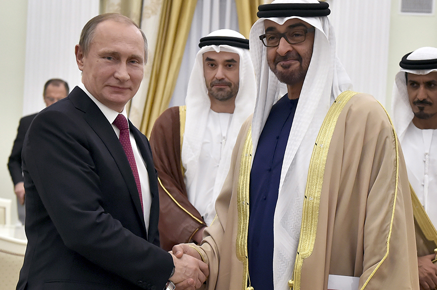 Russia and the UAE: Friends with Benefits
