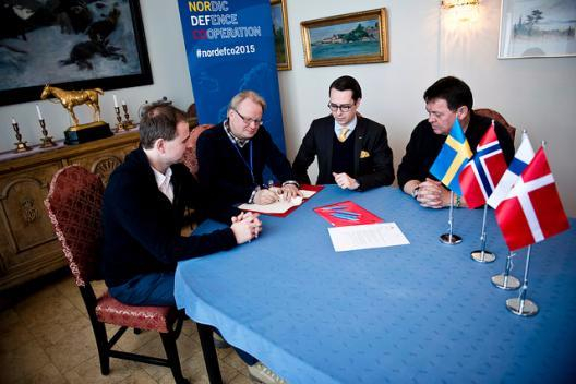 Nordic Governments Deepen Defense Collaboration