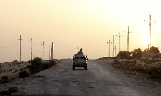 Conflict Flares Between Sinai Tribes and the Islamic State