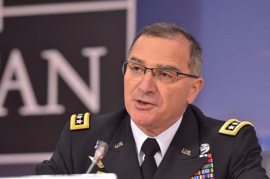 NATO's Military Commander Concerned About Russia's Tactical Nuclear Weapons in Europe