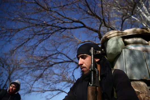Infighting Continues in Eastern Ghouta as the Regime Advances