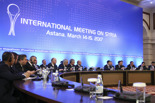 At the Astana Table, a Lesson from Cyprus
